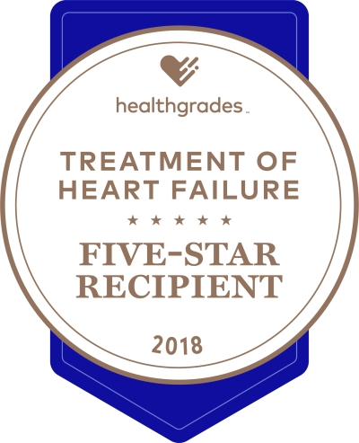 HG Five Star for Treatment of Heart Failure Image